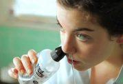 مقابله با استرس با شستن بینی
