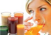 تاثیرات مثبت آب میوه بر بدن