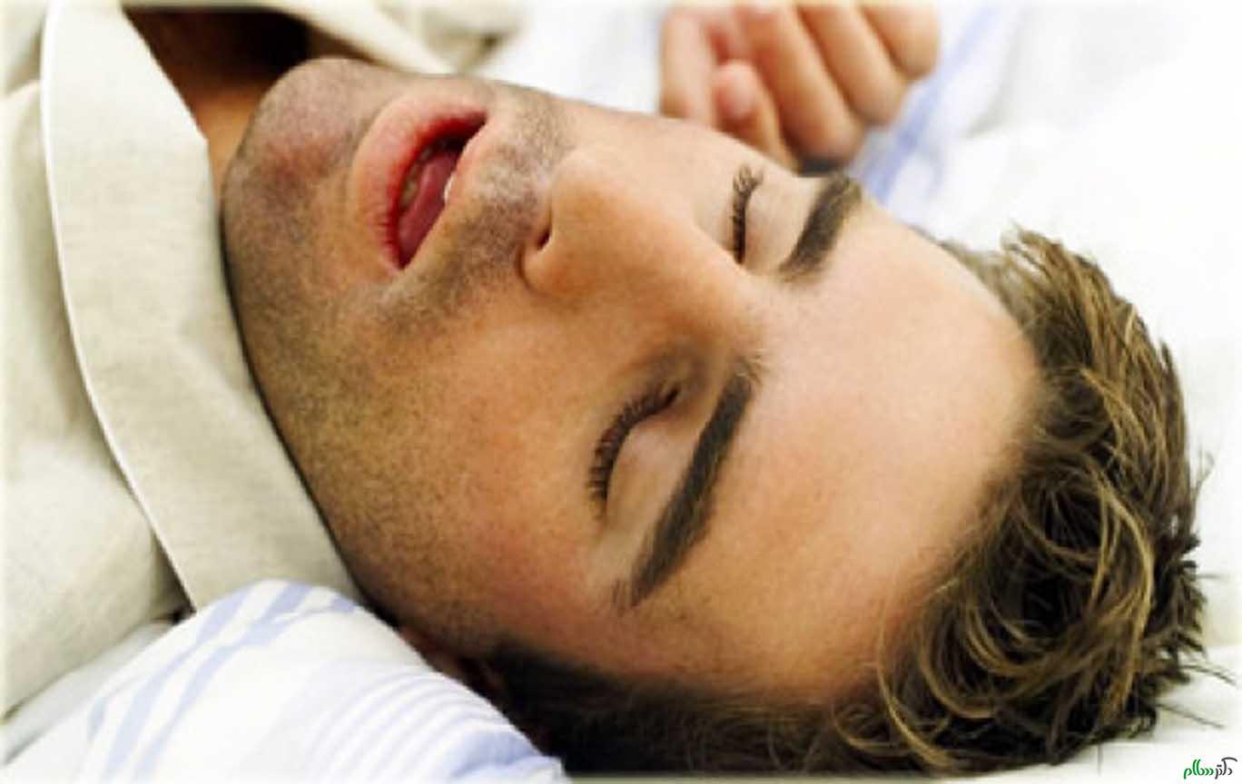 علت اصلی تنگی نفس در طول خواب