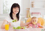 تاثیر میوه های مختلف بر کیفیت شیردهی