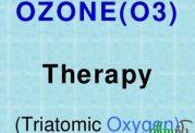 درمان برخی اختلالات بدن با اوزون تراپی