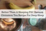 چای موز و برطرف کردن مشکلات بدن