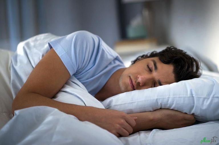 درمان ریزش آب دهان در هنگام خواب