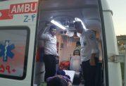 رهایی  زن حامله در مهاباد