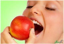 حفظ سلامت دندان با این توصیه های خوراکی