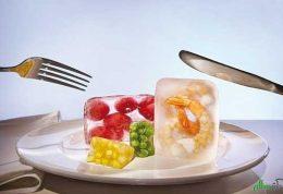 نگهداری مواد غذایی به صورت منجمد