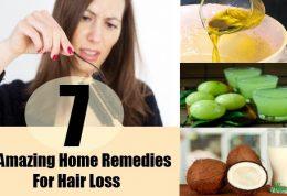 مواد طبیعی تاثیرگذار بر ریزش مو