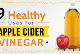 خاصیت های بی نظیر درمانی سرکه سیب