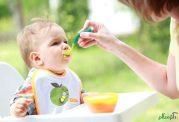تاثیر رفتار والدین در تحریک اشتهای خردسالان