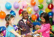 کنترل و آموزش کودکان در مهمانی