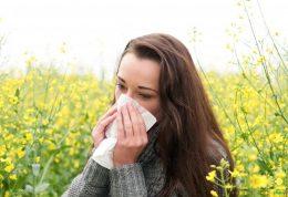 درمان آلرژی و کنترل آن