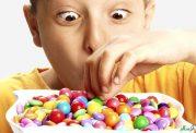 ارتباط بیش فعالی در خردسالان با مصرف شیرینی جات