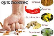 کنار گذاشتن سیگار به روش طبیعی