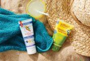 مراقبت از پوست با کرم ضد آفتاب