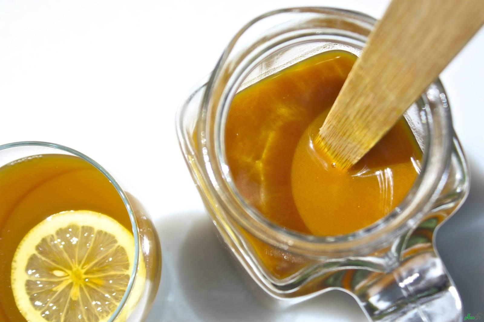 تاثیرات درمانی موثر آب جوش و عسل