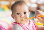 تقویت رشد و نمو شیرخوار