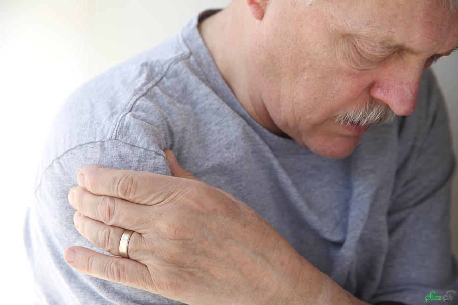 برطرف کردن درد شانه ها