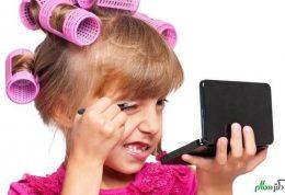 چگونه از بلوغ زودرس دختران باخبر شویم؟