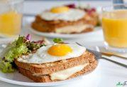 صبحانه خود را به مناسب ترین حالت ممکن میل کنید