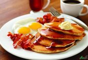 با این میز صبحانه، دوپینگ کنید