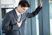 درد قفسه سینه و نشانه های حمله قلبی