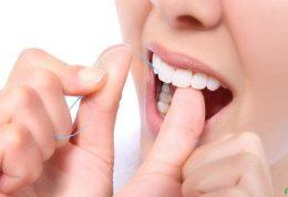 استفاده از نخ دندان بیهوده اعلام شد
