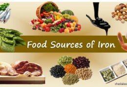 موادغذایی حاوی آهن هم سطح گوشت قرمز