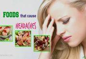 سردرد مزمن با این مواد خوراکی