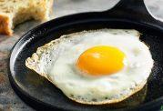 تخم مرغ خوردن را از یاد نبرید