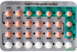 شیوه بکارگیری قرص های ضد بارداری(LD ، HD)