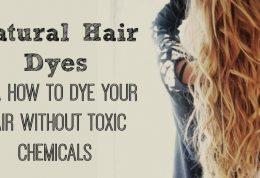 فر کردن مو با این روش های سالم