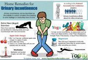 درمان های خانگی برای بی اختیاری ادرار