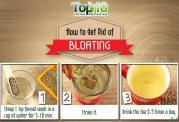 راه حل های درمانی ساده برای برطرف کردن گاز شکم