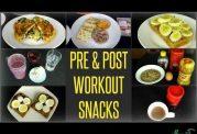 خورد و خوراک  قبل و بعد از تحرک ورزشی