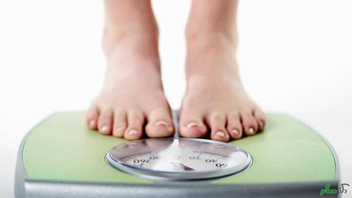 شام سنگین و افزایش وزن