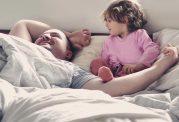 زمینه چینی های مفید برای مستقل شدن کودک برای خواب