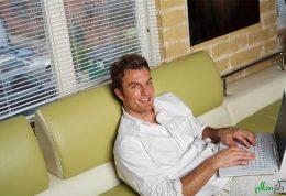 عوارض استفاده از لپ تاپ برای مردان