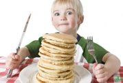 تحریک اشتهای بچه ها به غذا خوردن