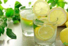 فواید مصرف آب گرم و لیمو، هر روز صبح