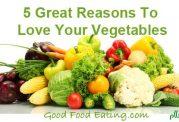 تعادل در سلامت با رژیم غذای حاوی سبزیجات