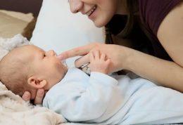 تقویت اعضای اصلی بدن در شیرخوار با تغذیه شیر مادر