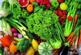 فواید میوه ها بر اساس رنگی که دارند
