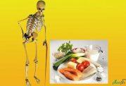 با این غذاها جلوی پوکی استخوان را بگیرید