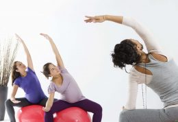 اهمیت ورزش کردن در دوران حاملگی