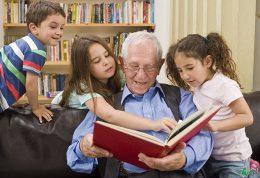 قصه گویی برای کودکان پر از فایده است (بخش دوم)