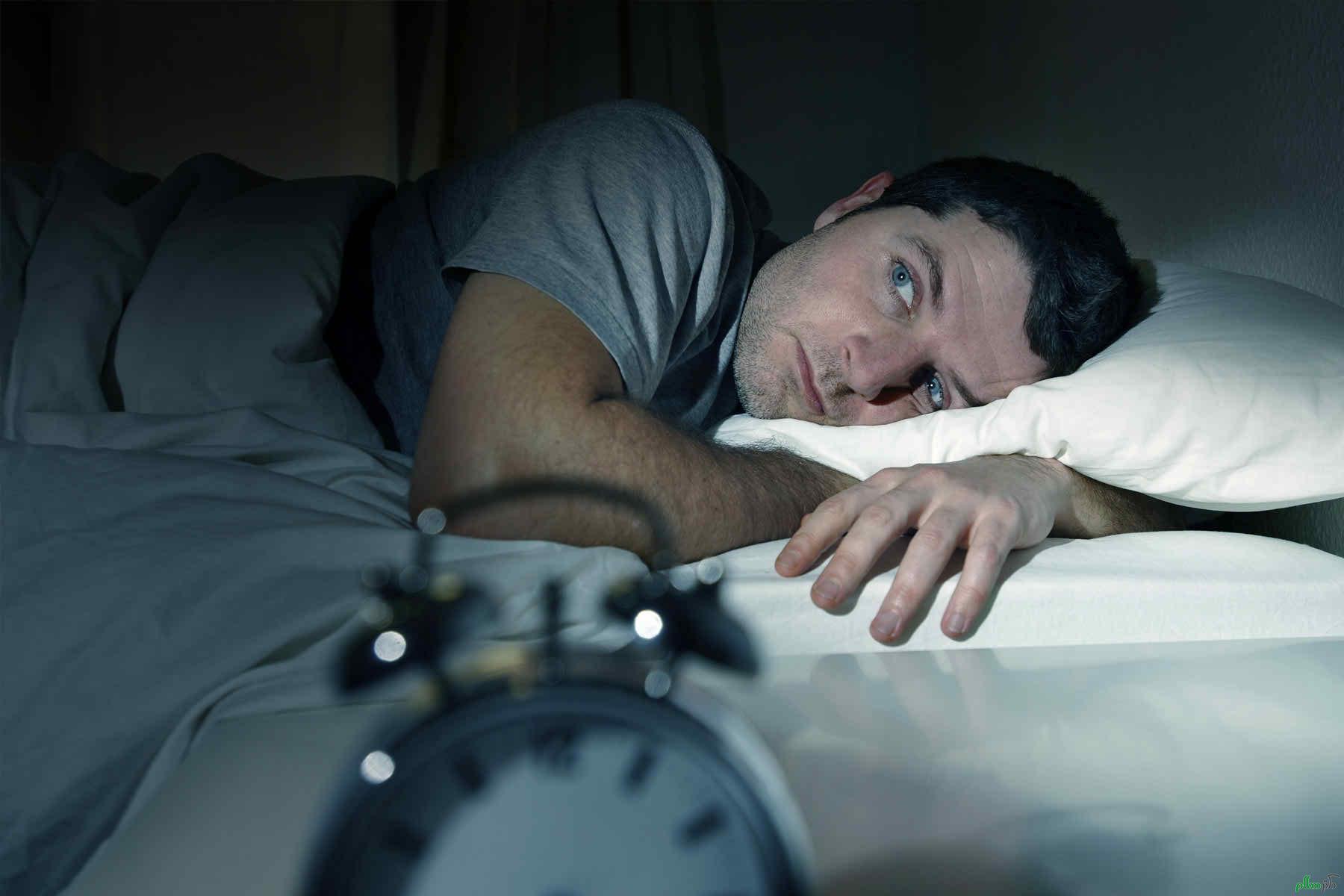 بی خوابی مشکل اکثر مبتلایان به اچ آی وی