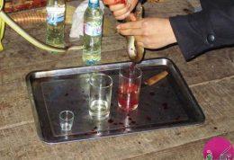 نوشیدنی وحشتناک در ویتنام