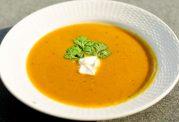 طرز تهیه سوپ چربی سوز برای ورزشکاران