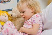 اسهال، شایع ترین بیماری گوارشی در کودکان