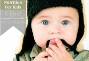 اهمیت مصرف مکمل برای کودکان